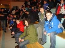 Hokejový zápas vo Wirta aréne :)